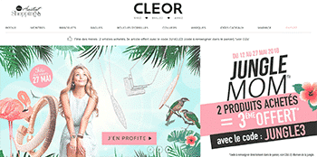 Cleor-reduction