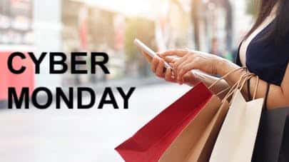 Cyber-Monday-Shopping