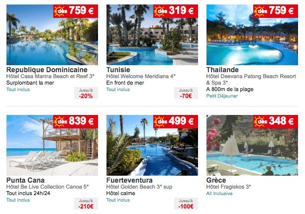 Ecotour-destinations