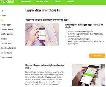 Flixbus-app