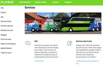 Flixbus-services