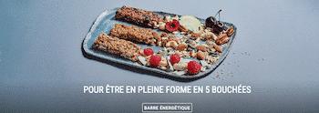 Foodspring-repas