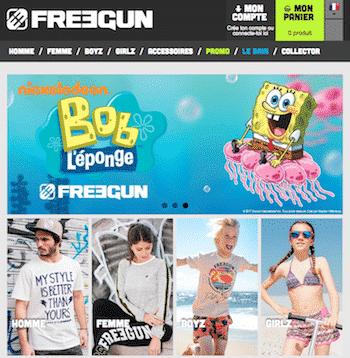 Freegun-promotion