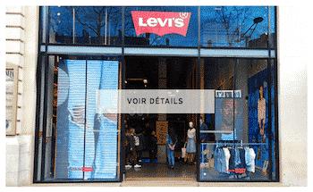 Levis-boutique