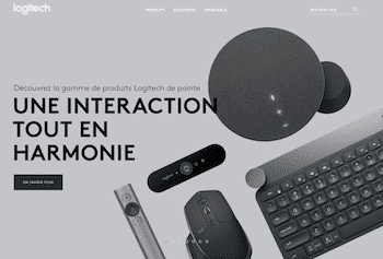 Logitech-informatique