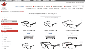 Code promo Optical Center : Réduction et bon d'achat disponibles