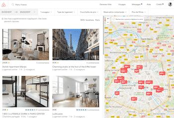Paris-et-Airbnb