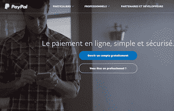 PayPal-page-daccueil