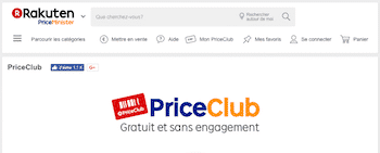 coupon priceminister livres