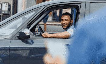 Uber-chauffeurs