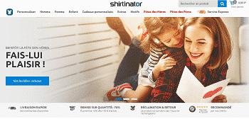 code-promo-shirtinator