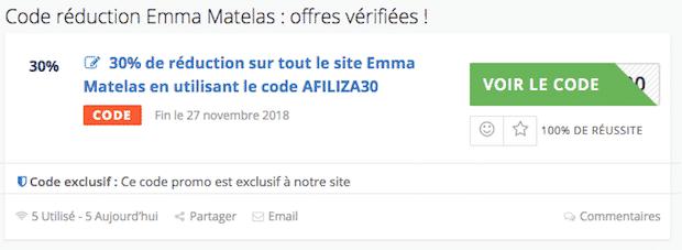 emma-matelas-code-promo-exclusif