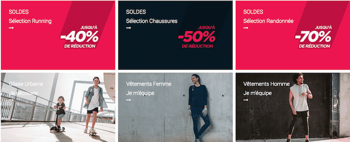 Code Promo Go Sport : 70% de réduction en Septembre 2019
