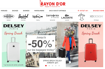 rayon-dor-bagages-promo
