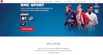 Code Promo Rmc Sport 9 Par Mois En Decembre 2020