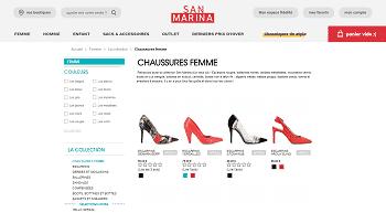 san-marina-chaussures-femme