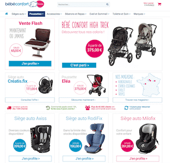 site-web-bebeconfort